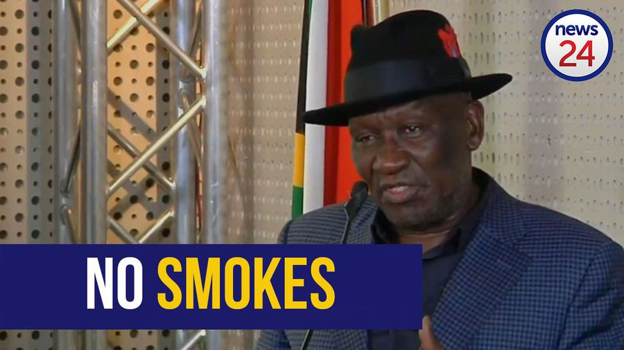 WATCH | 'For now, cigarettes are not sold' - Bheki Cele