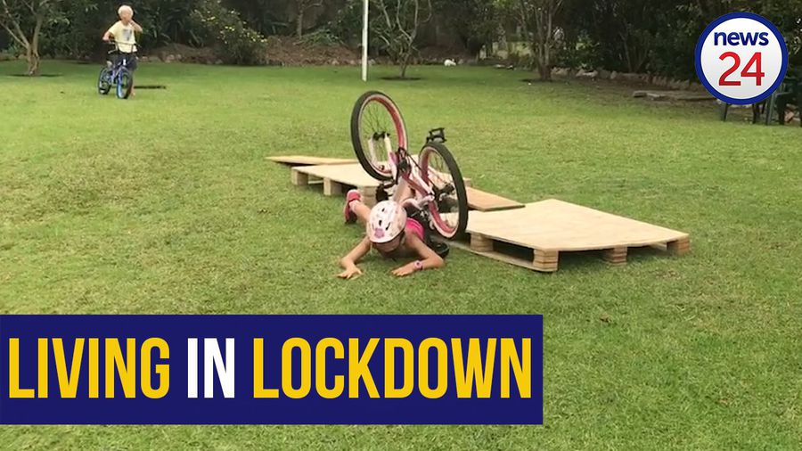 WATCH   PART THREE: Here are some of the antics South Africans have been getting up to in lockdown