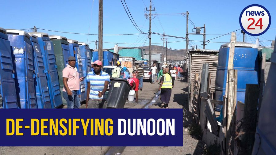 WATCH | Plans in motion to move thousands from Dunoon, but some residents say they won't go