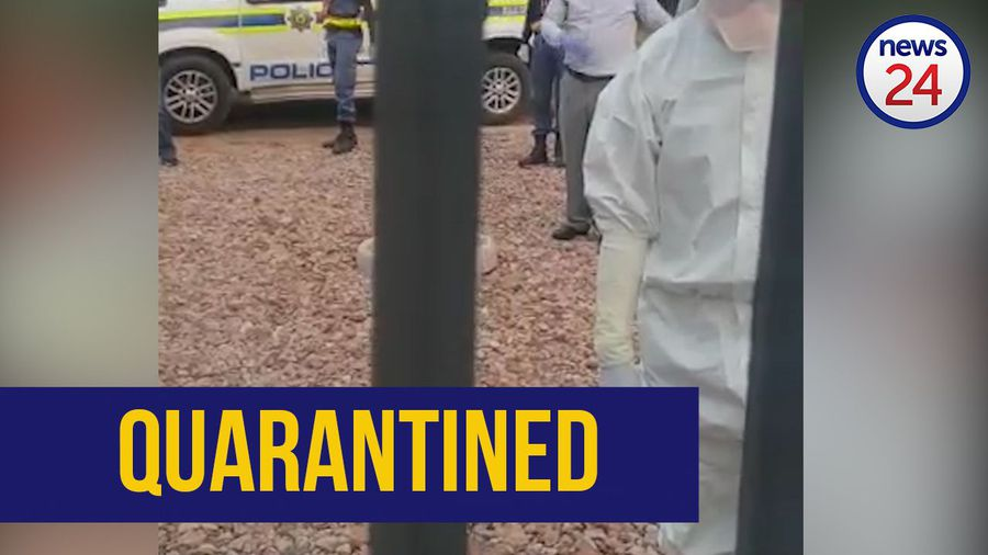 Watch WATCH | Lockdown: 2 doctors allegedly forcefully quarantined ...