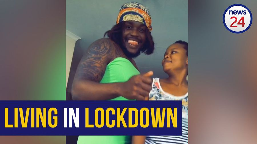 WATCH | PART 4: Here are some of the antics South Africans have been getting up to in lockdown