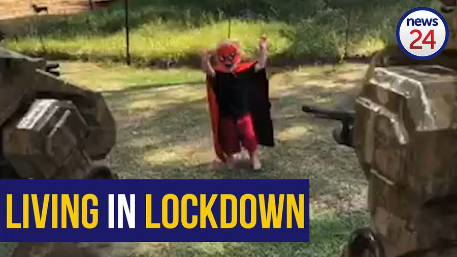 WATCH | PART 5: Here are some of the antics South Africans have been getting up to in lockdown