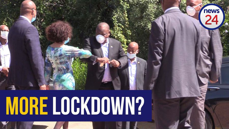 WATCH Ramaphosa defends 21-day lockdown decision, govt set for more talks