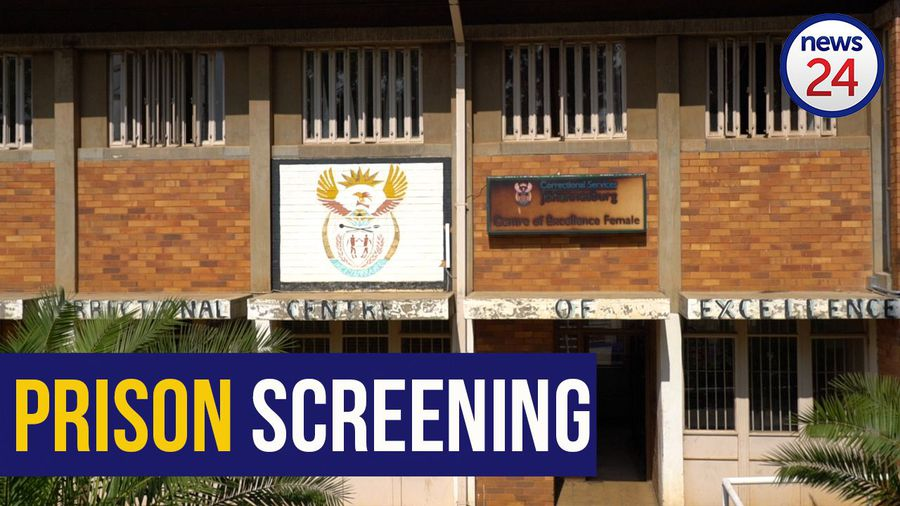 WATCH | Justice Minister says 16 000 inmates screened for Covid-19 so far