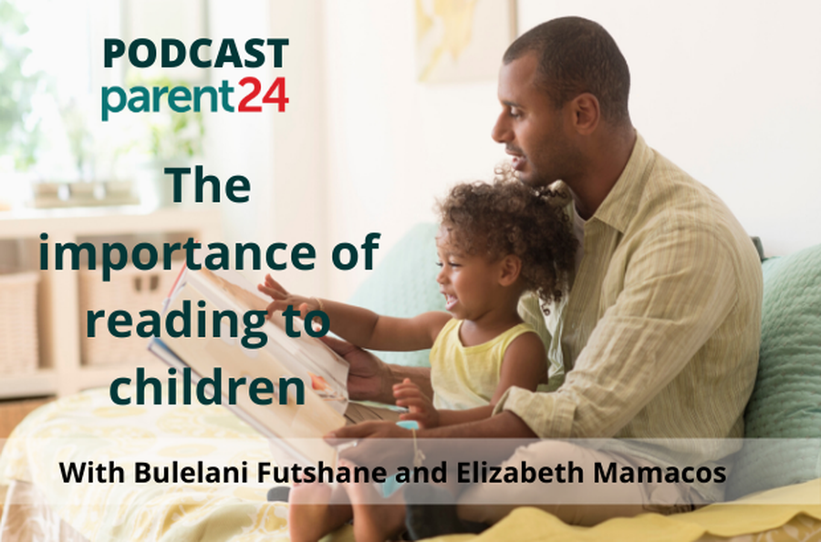 PODCAST | PARENT24/7: The importance of reading to children, with Nal'ibali