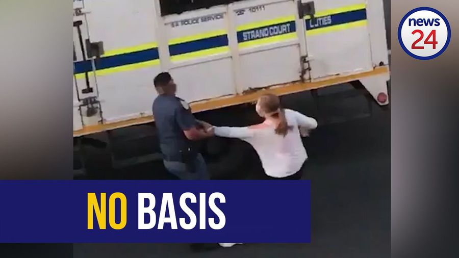 WATCH | Cops to be probed after woman forced into police van released without charge