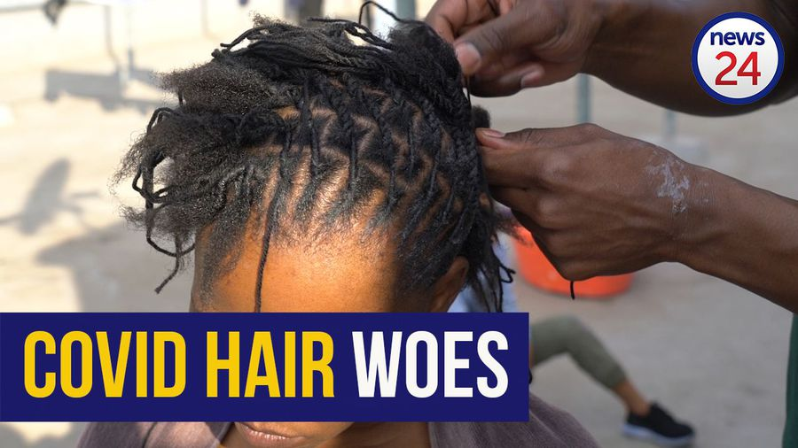 WATCH   Joburg hairdresser scared of arrest says he has no option but to keep working in lockdown
