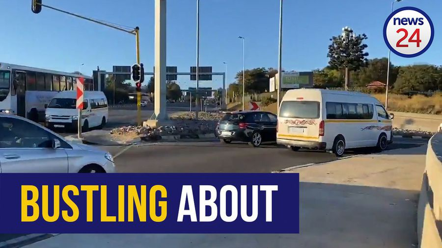 WATCH | Joburg and Tshwane streets bustling on first day of lockdown Level 3
