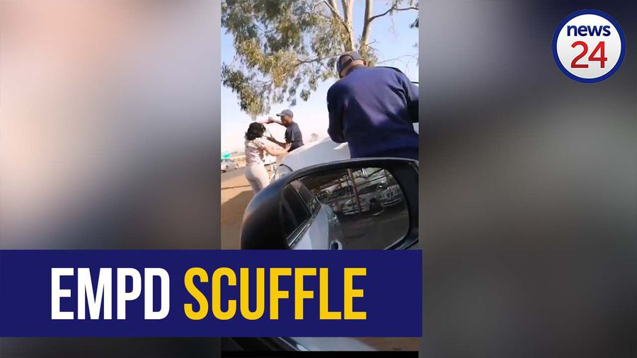 WATCH | Woman awaits surgery after allegedly being assaulted by EMPD officer