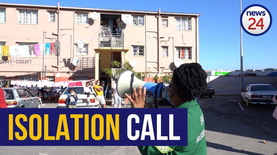 WATCH | Mixed reactions as Capetonians are urged to go to quarantine sites