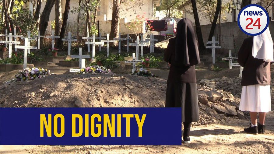 WATCH | Covid-19 stripped our sisters of their dignity - Nuns forced to bury 5 of their own