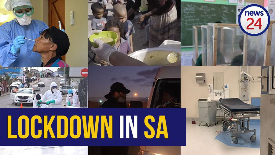 WATCH | 100 days of lockdown in review: A six-minute video recap