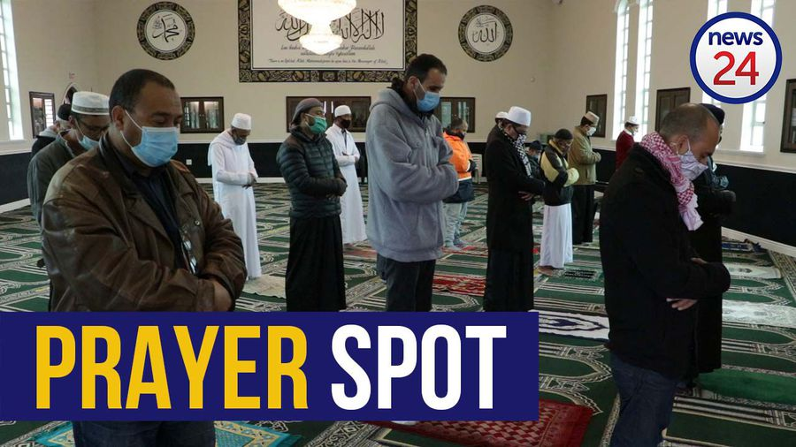 WATCH | Cape Town mosque uses booking system to ensure safe prayers during Covid-19