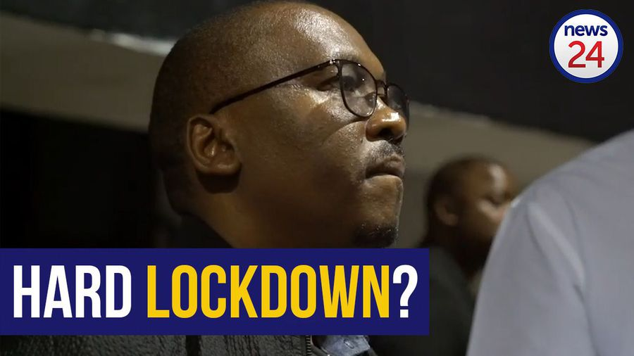 WATCH   Bandile Masuku says intermittent lockdown can help give healthcare workers 'time to breathe'