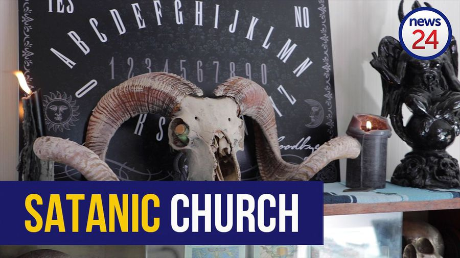 WATCH | SA's first Satanic church not about animal sacrifices or orgies, say co-founders