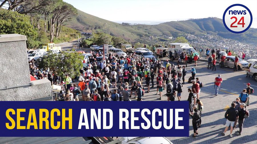WATCH   Big turn out as volunteers assist rescue team in search for missing trail runner in CT