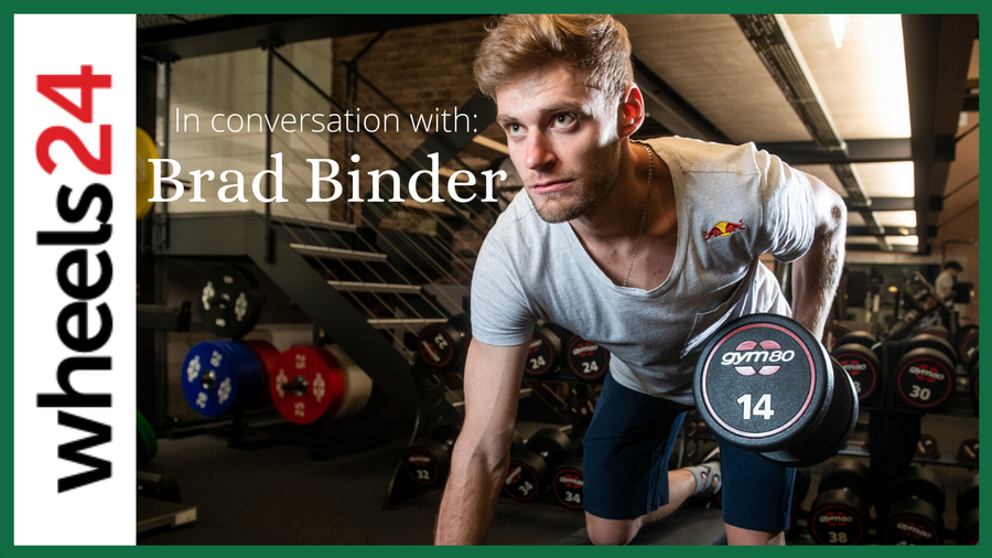 Brad Binder on joining MotoGP and preparing for the new season