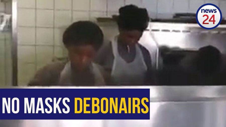 WATCH | Debonairs takes action after Joburg customer films staff making pizza without wearing masks
