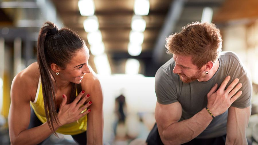 Dating At The Gym