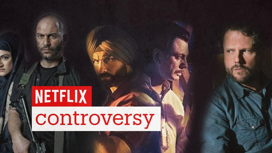 The real controversies over fictional Netflix series