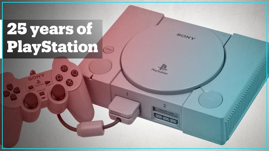 PlayStation turns 25 years old and breaks record