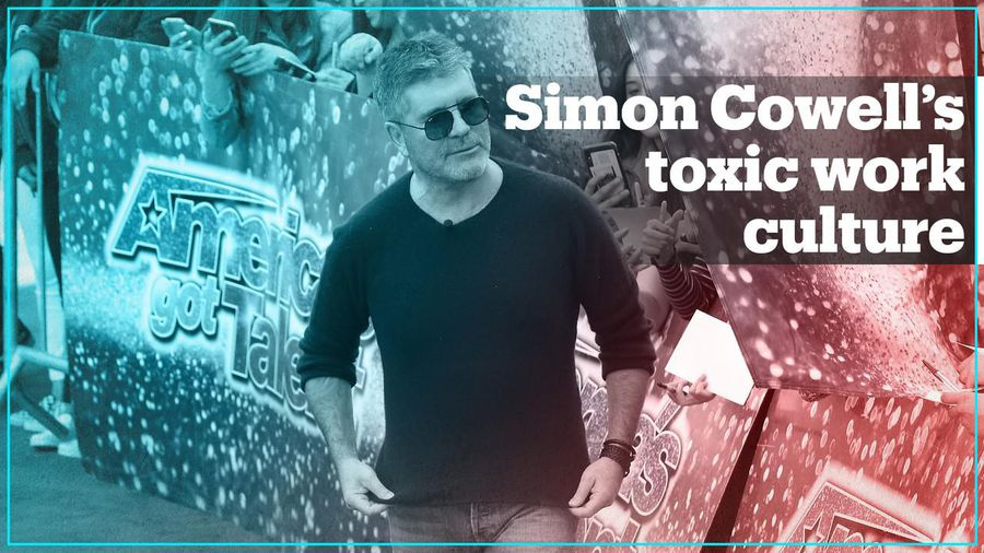 Simon Cowell's companies and 'America's Got Talent' probed following racism claims