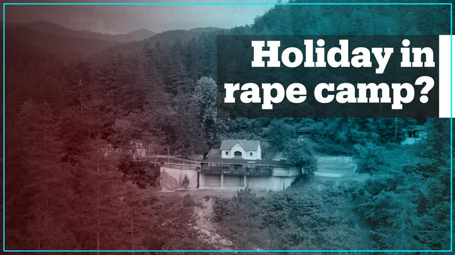Bosnian war's rape camp still operates as a spa hotel