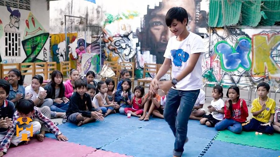 Changing Lives Through Breakdancing in Cambodia