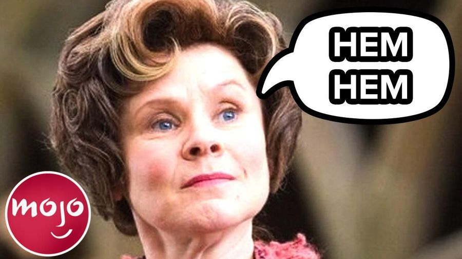 Top 10 Reasons Why Dolores Umbridge Is the WORST