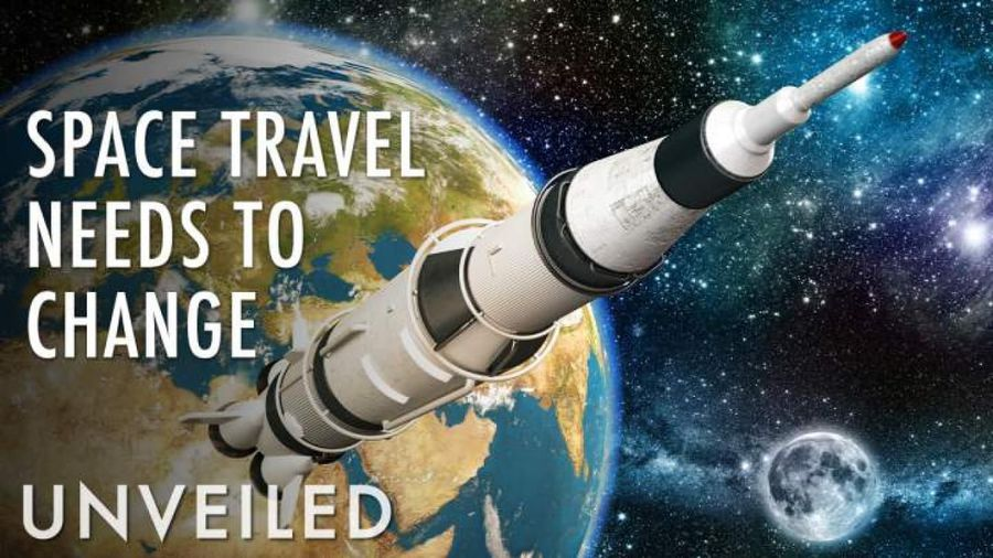 Why The Rocket Equation Is Holding Us Back | Unveiled