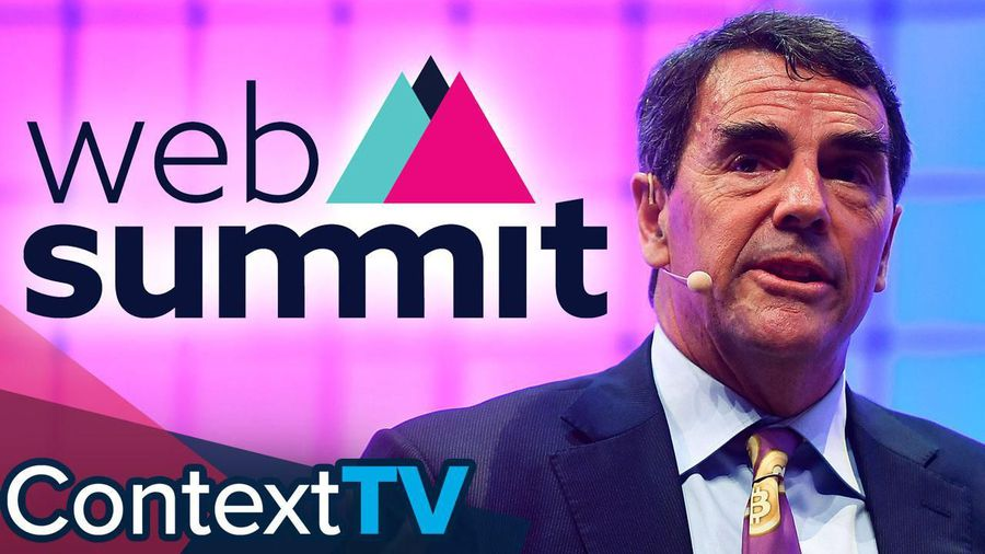 Venture Capitalist Tim Draper: The Year-One Survival Guide (Web Summit 2018)