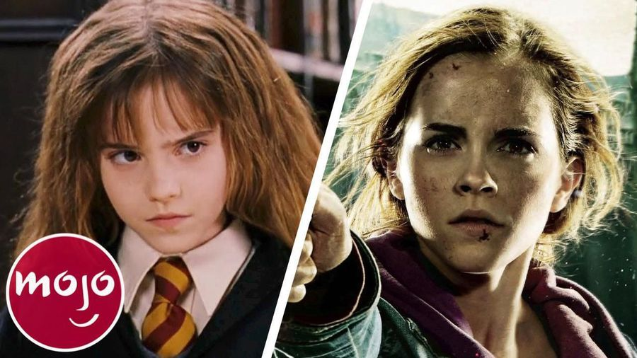 The Behind the Scenes Story of Growing Up in Harry Potter