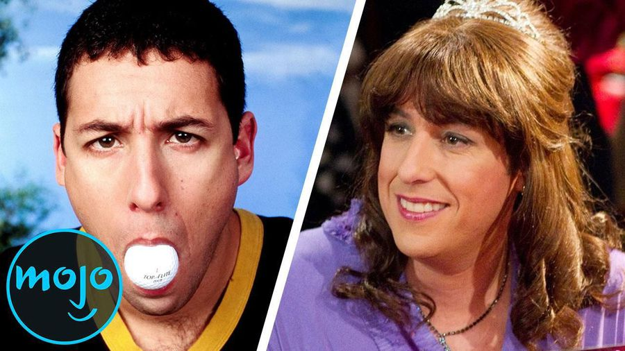 10 of Adam Sandler's Best and Worst Movies