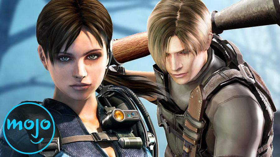 Resident Evil Games Ranked From Worst to Best