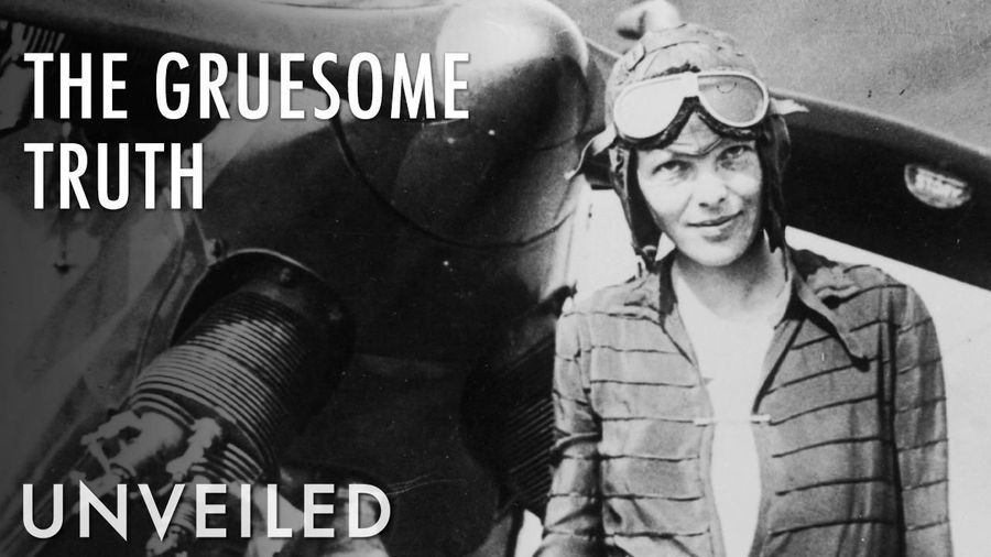 What Happened To Amelia Earhart?   Unveiled