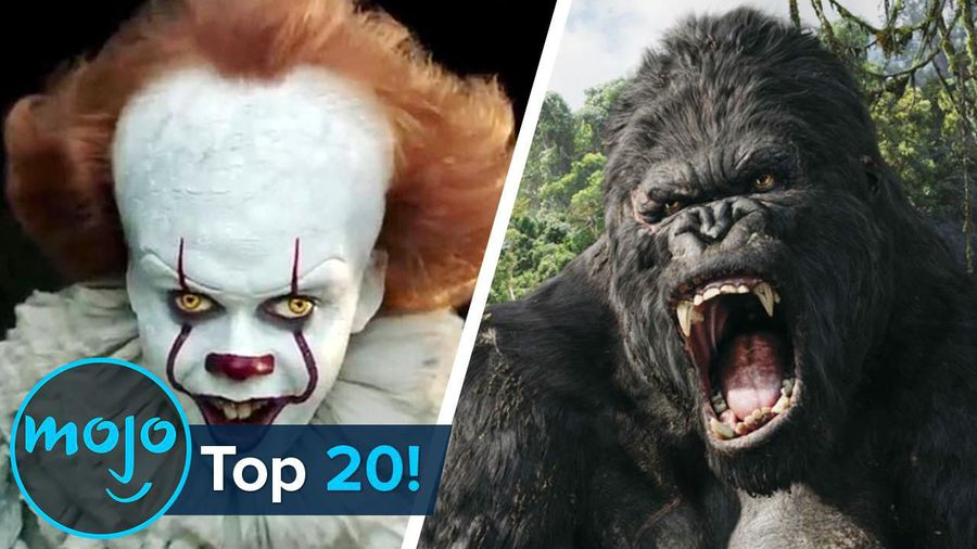 Top 20 Monster Characters of All Time
