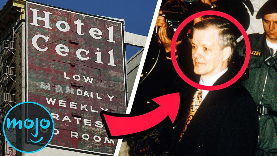 Top 10 Most Haunted Hotels in the USA