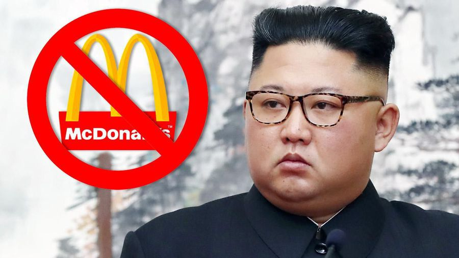 Top 10 Countries With NO McDonald's