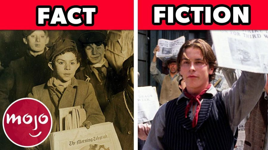 Top 10 Things Newsies (1992) Got Factually Right & Wrong