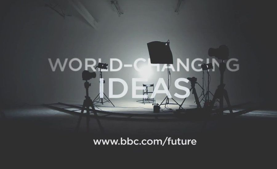 World-Changing Ideas
