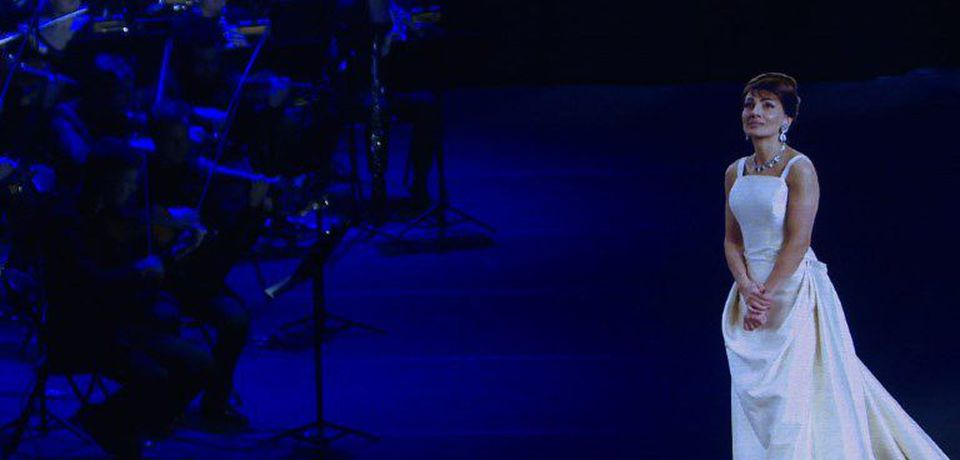 Astonishment as hologram, live orchestra put Callas back onstage