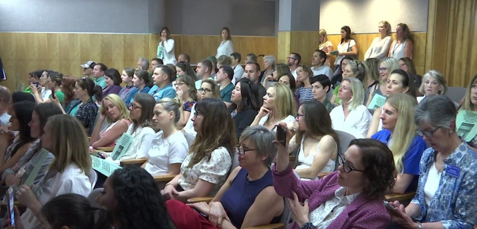 California hearing on vaccination law draws crowds