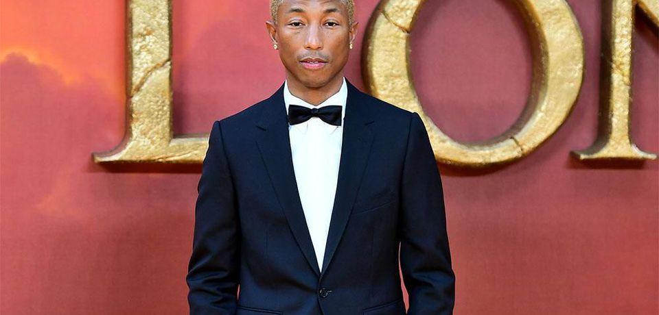 Pharrell Williams: The Lion King was like 'college'