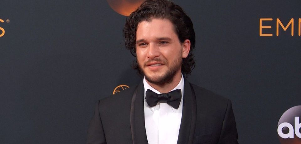 Kit Harington cried after reading final 'Game of Thrones' script