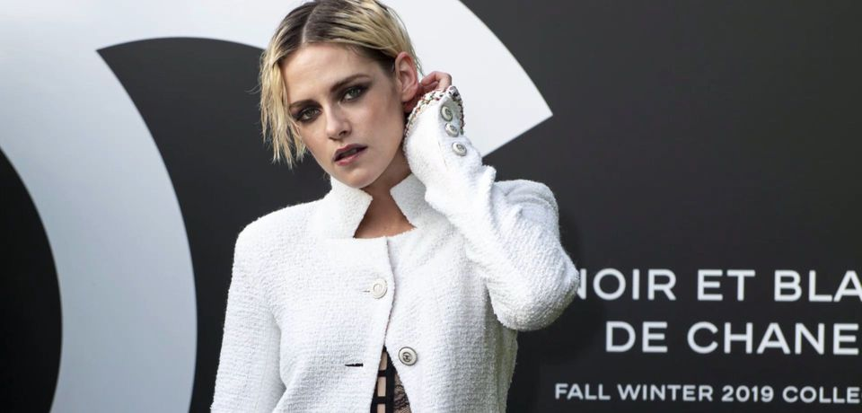Kristen Stewart asks ghosts to leave her alone when she's on location