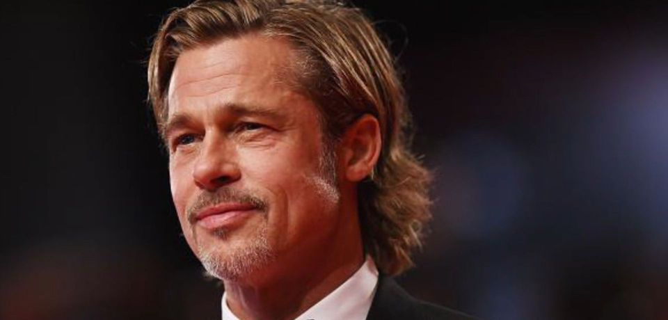 Brad Pitt didn't cry for 20 years