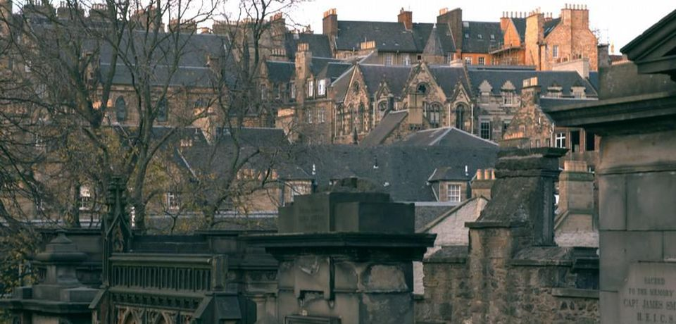 Edinburgh ghost stories