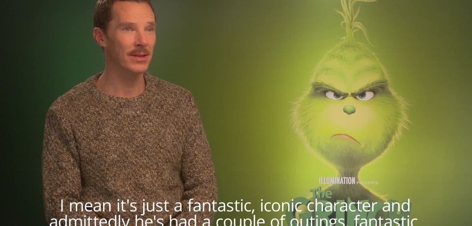 Benedict Cumberbatch on the 'mad differences' in his role choices