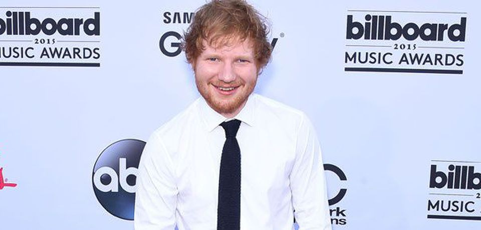 Ed Sheeran has a special message for his Cape Town fans