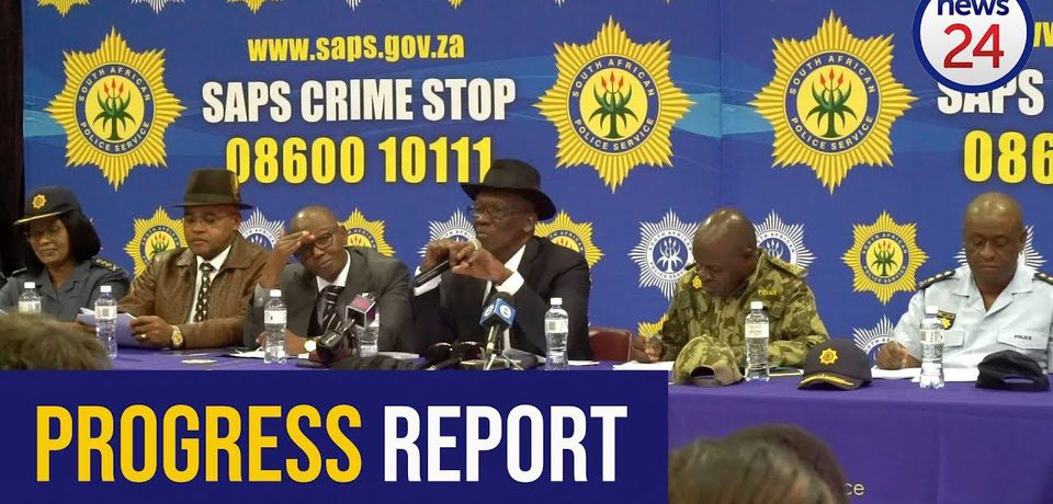 WATCH: Here's what the Anti-Gang Unit has achieved since its implementation
